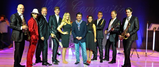 Thomas Anders und Noble Composition