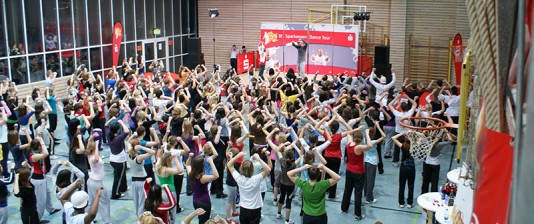 Sparkassen Dance Tour