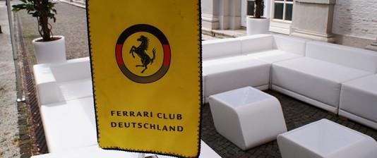 Ferrari Club Flagge