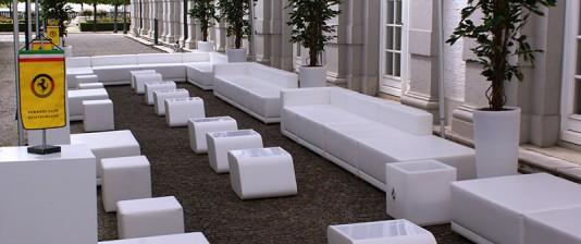 Ferrari Lounge Outdoor