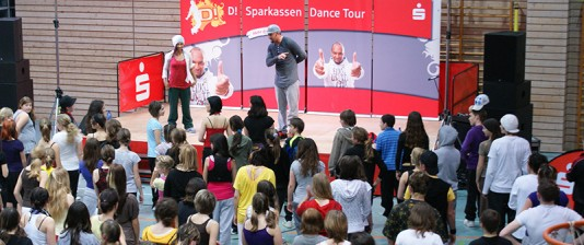 Sparkassen Dance Workshop