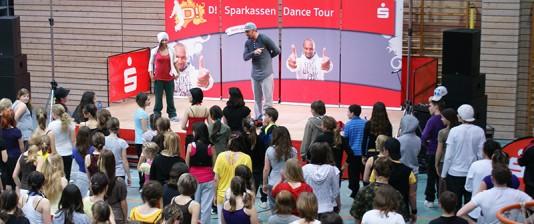 Sparkassen Dance Workshop