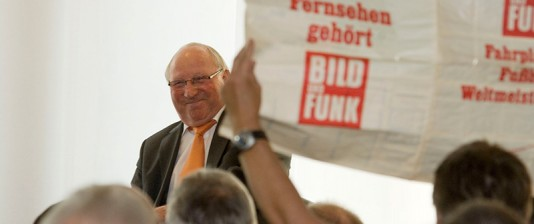 Im Gespräch Uwe Seeler und Werner Hansch