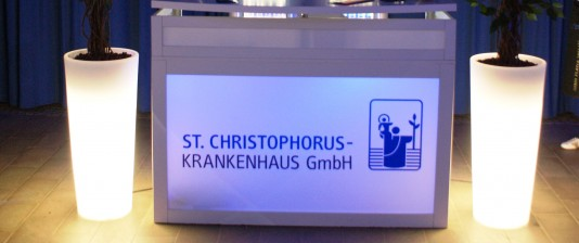 Theke Krankenhaus Werne Event