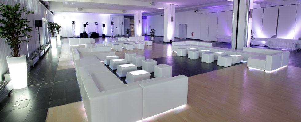 Mietmobiliar Event
