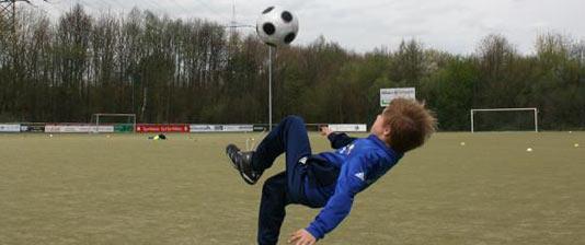Fußballschule für Kinder