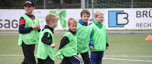 Veranstaltung Fußballschule